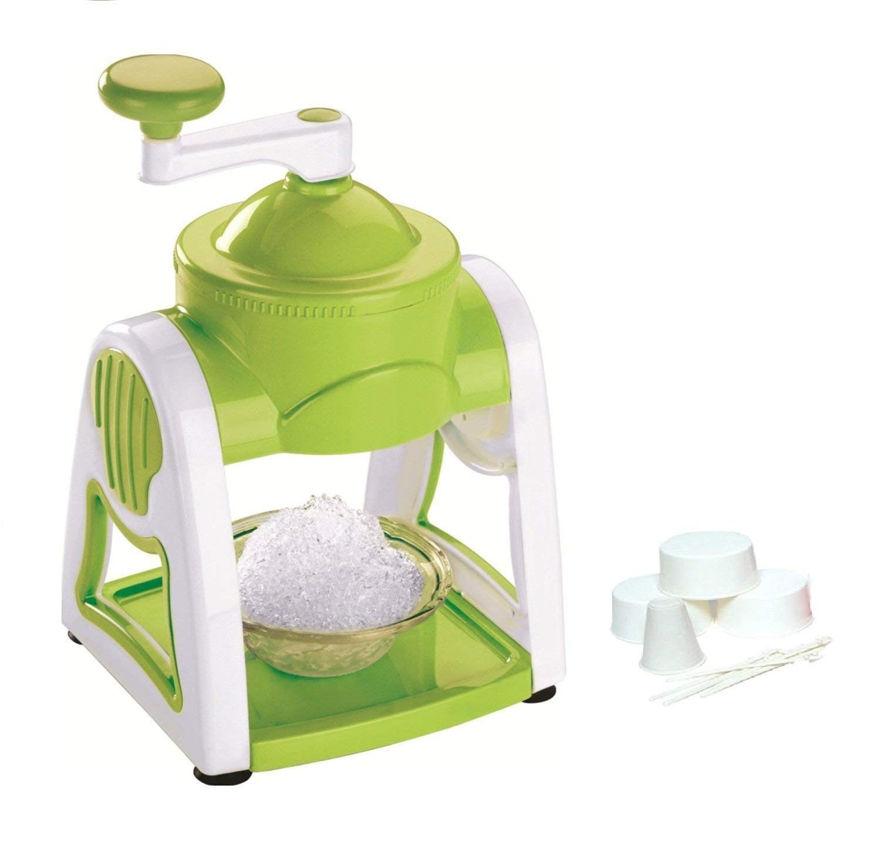 Picture of Manual Ice Gola Slush Maker Ice Snow Maker Machine (Multicolor)