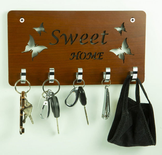 Picture of Sweet Home Key Stand
