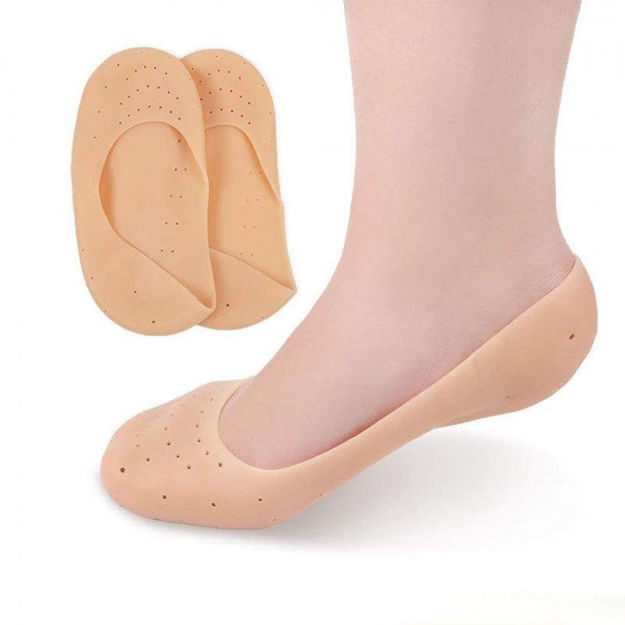 Picture of Silicon Full Size Heel Protector