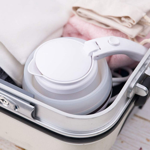 Picture of Silicon Foldable Travel Kettle