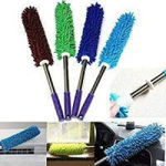 Picture of Microfiber Dust Cleaner With Handle