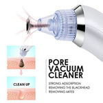 Picture of Beautiful Skin Care Expert Acne Pore Cleaner Vacuum Blackhead Remover Kit Skin Cleaner, Pimple Removal Tool, Acne Removal Tool, Blackhead Remover Tool