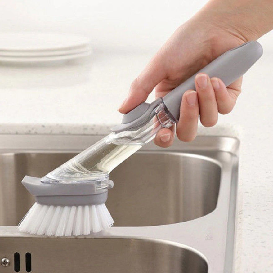 Picture of Decontamination Cleaning Brush