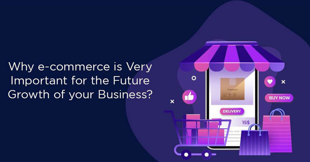 Why Is E-Commerce Very Important for The Future Growth Of  Your Business?